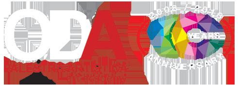 OD'A PALESTRA ARTISTICA – Art Academy    fondata nel 2008 Logo